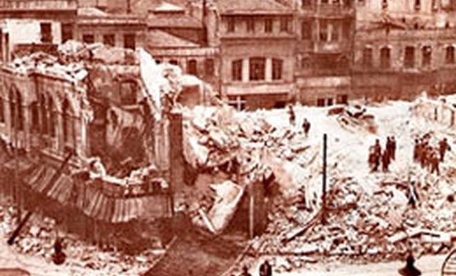 Osmanlıların depremin etkisini azaltma yöntemi neydi?