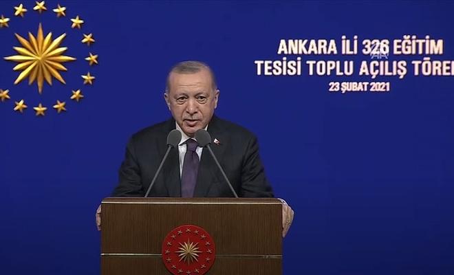 Erdoğan'dan öğretmen atamalarına ilişkin açıklama!