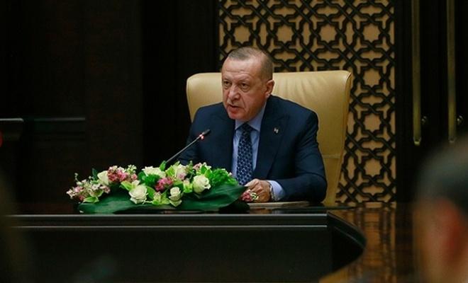 Erdoğan: Kalan 6 kriterle ilgili adımları en kısa sürede atacağız