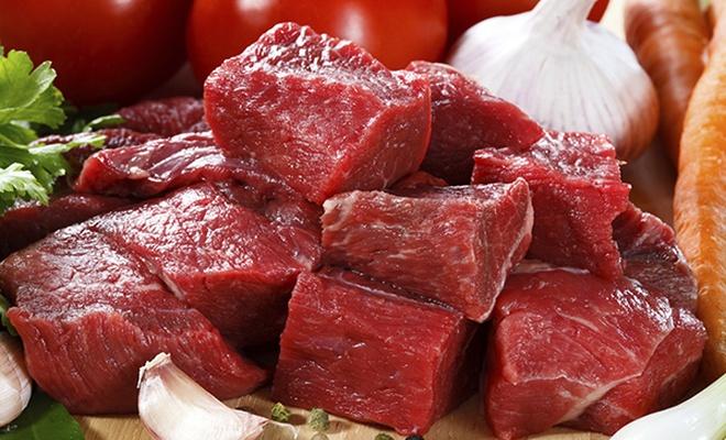 Et üretimi azaldı