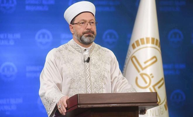 Diyanet İşleri Başkanlığına Ali Erbaş yeniden atandı