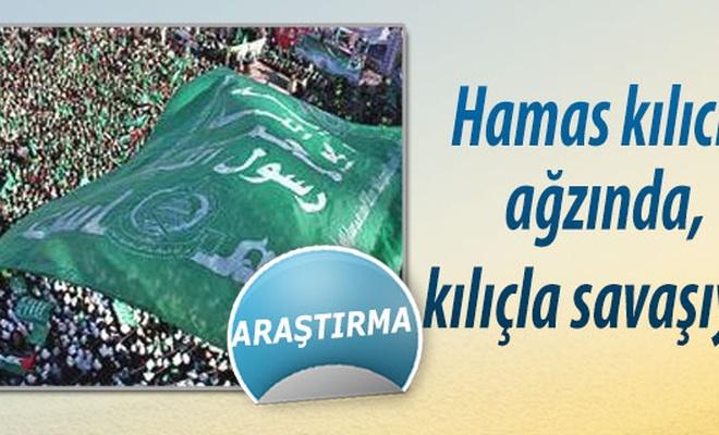 Hamas Kılıcın Ağzında Kılıçla Savaşıyor