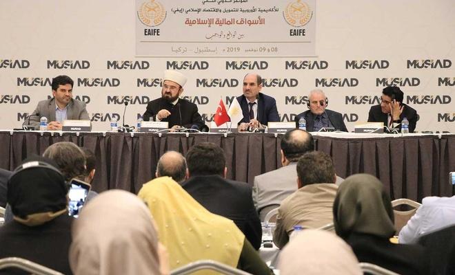 2'inci İslami Mali Pazarlar Kongresi panel oturumlarıyla devam ediyor