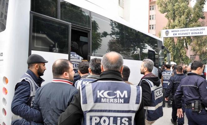 Suç örgütüne yönelik operasyon: 74 gözaltı kararı