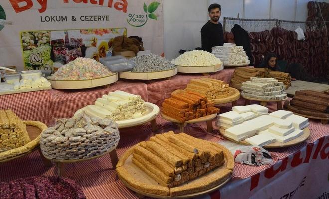 Diyarbakır Gurme 2019 Gıda ve Yöresel Lezzetler Fuarı başladı