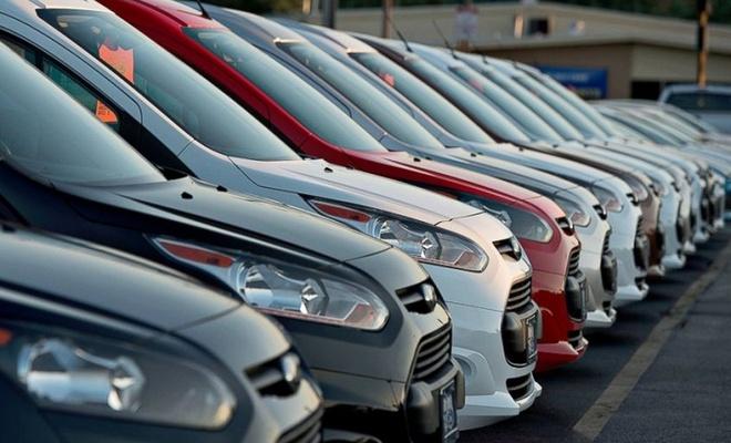 Avrupa'da sıfır otomobil satışları azaldı