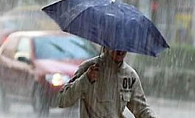 Meteoroloji uyardı! Kuvvetli yağış geliyor