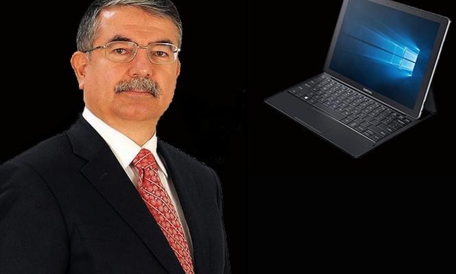 Öğrenciye tablet yerine klavyeli bilgisayar