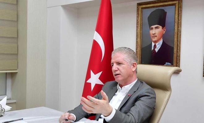 """Gaziantep Valisi Gül: """"Vaka sayımız Türkiye ortalamasının çok altında"""""""