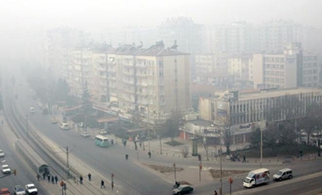 Uzmanlar korkutan uyarı! İstanbul'da hava kirli!