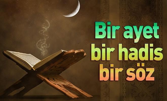 Allah, senin iyiliğini senden iyi bilir…
