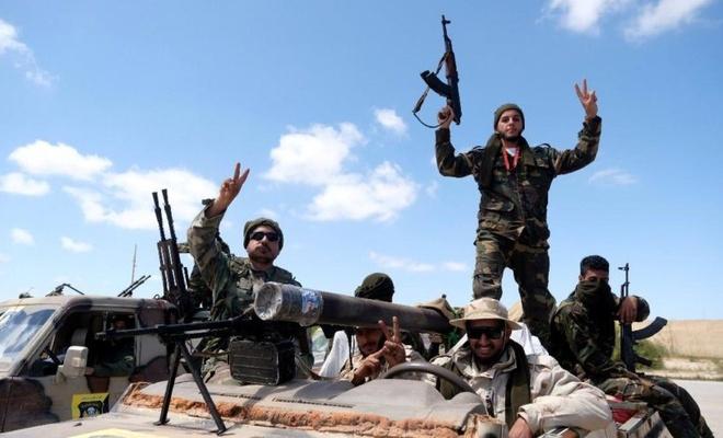 Libya'da General  Hafter'e büyük darbe!