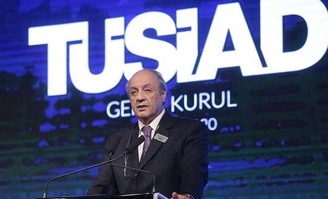 TÜSİAD Başkanından hükümete faiz ve medya tepkisi