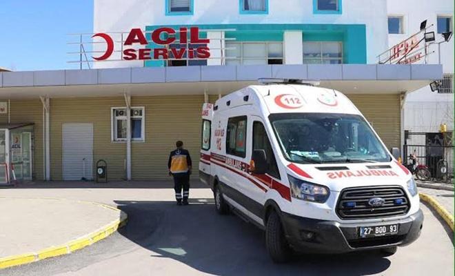 Öğrenci servisi kaza yaptı: 6 yaralı