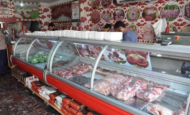 Kırmızı et fiyatları 50 TL'yi aştı