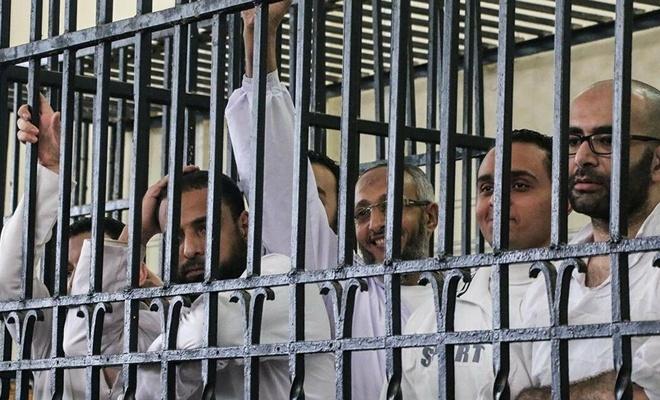 Mısır'dan normalleşme adımları Tutuklu gazeteci serbest bırakıldı