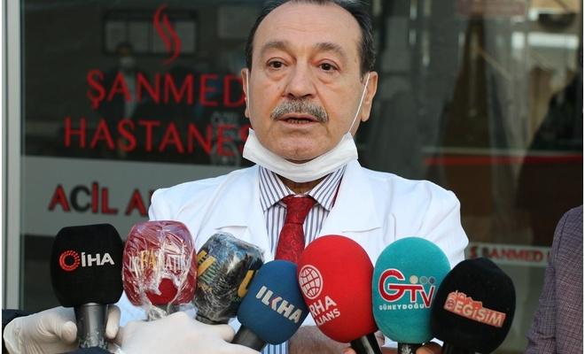 Kızılay Şanlıurfa Şube Başkanı İnan, kentteki Coronavirus önlemlerini anlattı