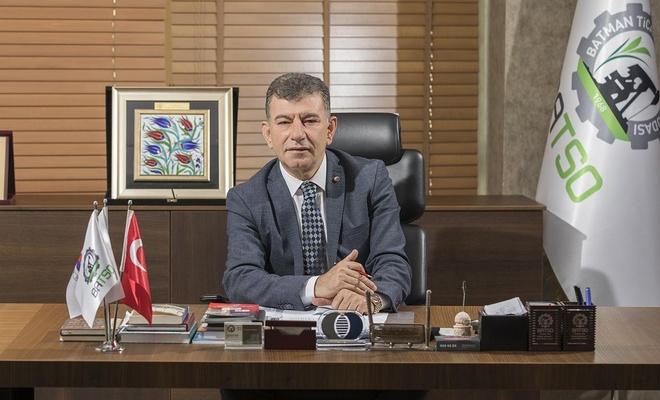 """BATSO Başkanı Demir'den 'esnafına sahip çık"""" çağrısı"""