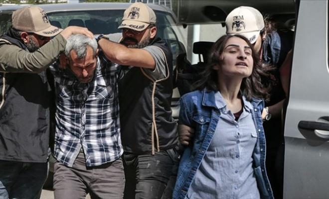 TBMM'ye girmeye çalışan kişiler tutuklandı