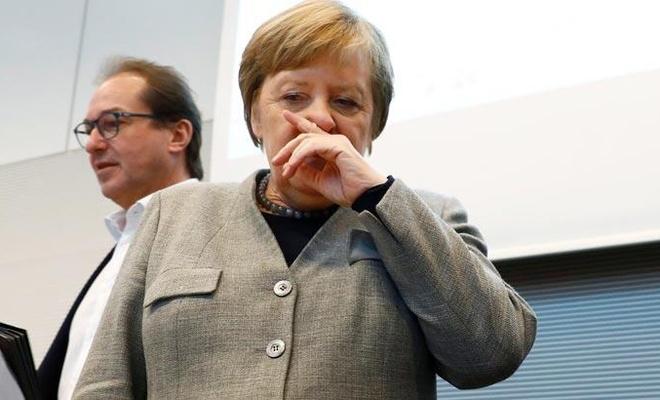 Merkel'in koronavirüs testi sonucu açıklandı
