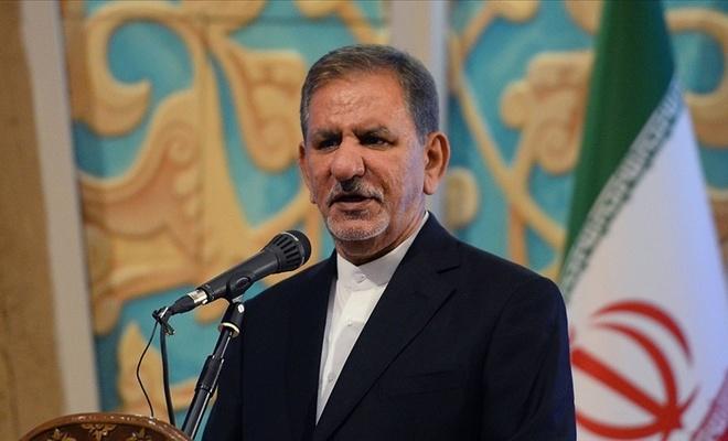 İran, Güney Kore'den bloke edilen mali varlığının serbest bırakılmasını istedi