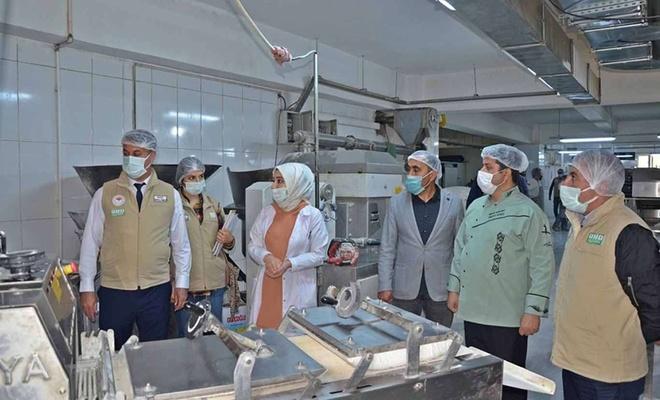 Gıda işletmelerinde Ramazan denetimi yapıldı