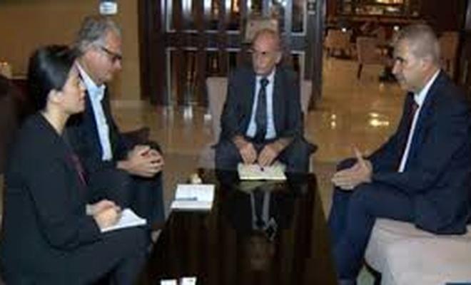 İsveç heyeti Erbil'de ENKS'yle görüştü