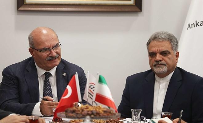 Türkiye-İran ticareti yetersiz