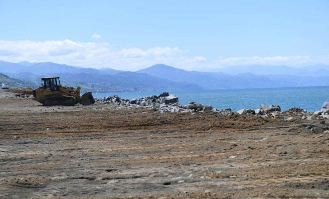 Bakan Karaismailoğlu: İyidere Lojistik Limanı doğayla uyumlu güçlü mühendislik projesidir