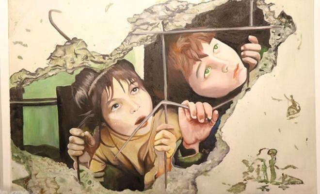 İstanbul`da uluslararası resim sergisi açıldı