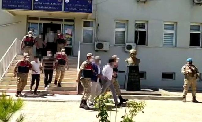 Diyarbakır'daki PKK operasyonunda gözaltına alınanlardan bir kişi tutuklandı