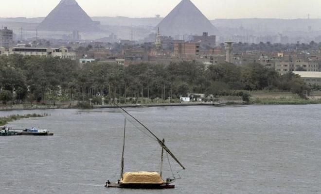 Nil Nehrinin taşması