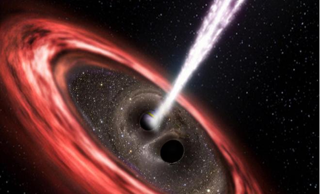 5 çift kara delik keşfedildi
