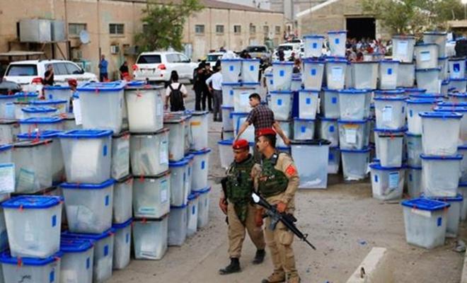 Irak`ta seçim sonuçları değişmedi