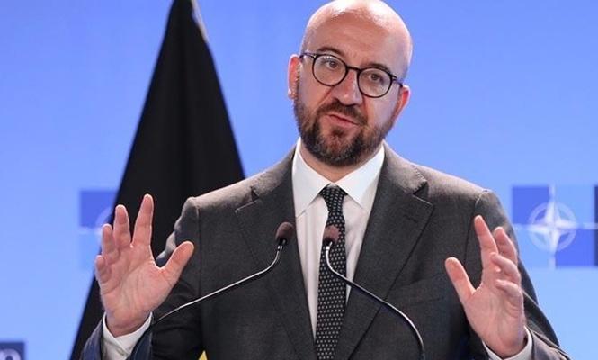 Belçika Başbakanı Michel`den istifa kararı