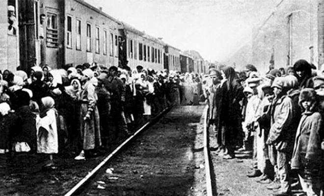 23 Şubat: Çeçen halkının sürgününün 77. yıl dönümü