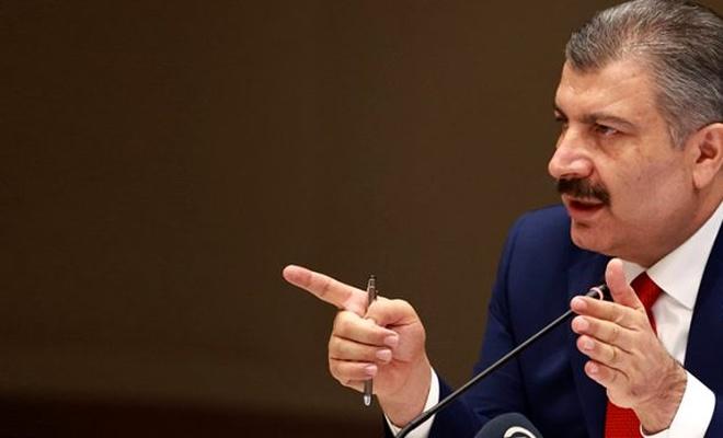 """Sağlık Bakanı Koca'dan, tartışmaları daha bir alevlendirecek """"yeni vaka"""" açıklaması"""
