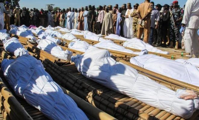 Boko Haram saldırısında ölü sayısı 110'a yükseldi