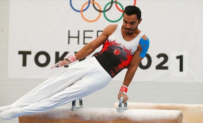 Yeni hareketini dünya cimnastik literatürüne yazdırmaya hazırlanıyor