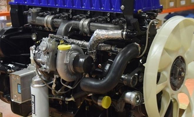 İlk yerli motorda başarılı ateşleme