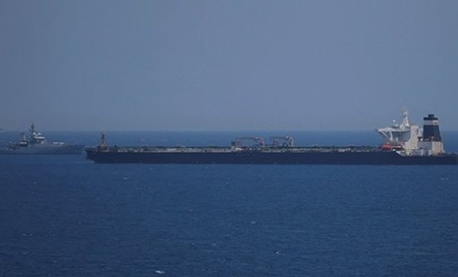 İran ikinci tankere de el koydu! İngiltere'den flaş açıklama