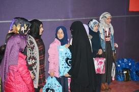 Kur`an Pınarı Sınavı`nda dereceye girenlere ödülleri verildi
