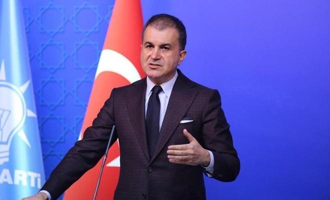AK Parti Sözcüsü Çelik'ten depremzedeler için 'tam dayanışma' mesajı