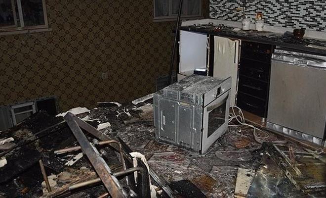 Şanlıurfa'da doğal gaz patlaması: 1 yaralı