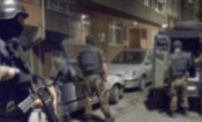 PKK'ye şafak operasyonu: 13 gözaltı