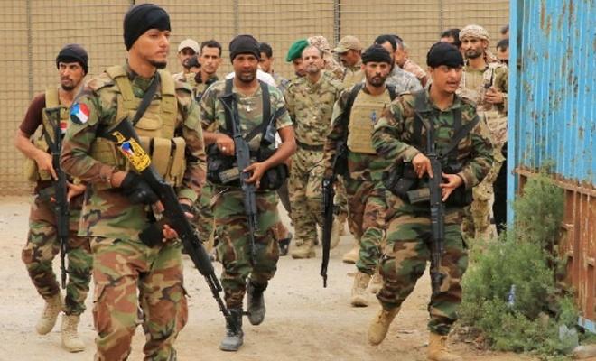 Aden'deki çatışmalar saraya yaklaştı