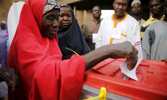 Nijerya`nın zor seçimi