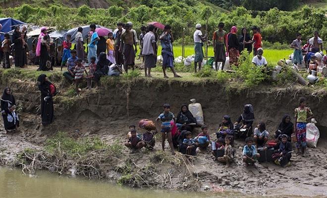 """""""Myanmar Arakanlı Müslümanlar için güvenli değil"""""""
