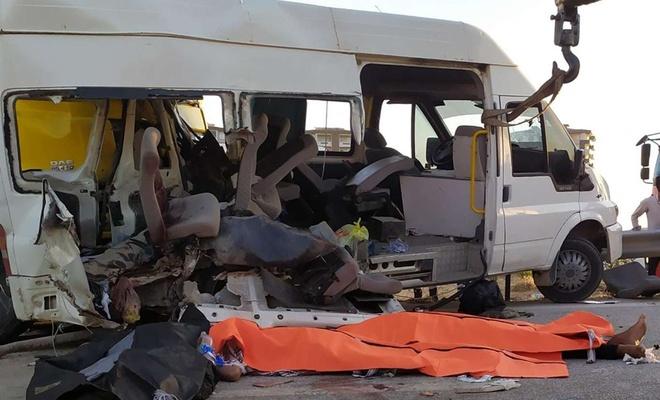 Gaziantep'teki Trafik kazasının ayrıntıları belli oldu