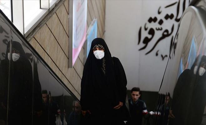 İran'da son 24 saatte Kovid-19'dan 185 kişi hayatını kaybetti